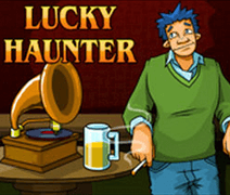 Отдохните за бокалом пива в игровом аппарате Lucky Haunter!