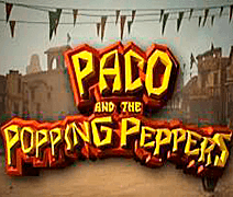 Игровой аппарат Paco and Popping Peppers